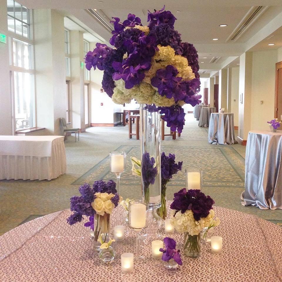 Custom Boston Wedding Flowers For Fall