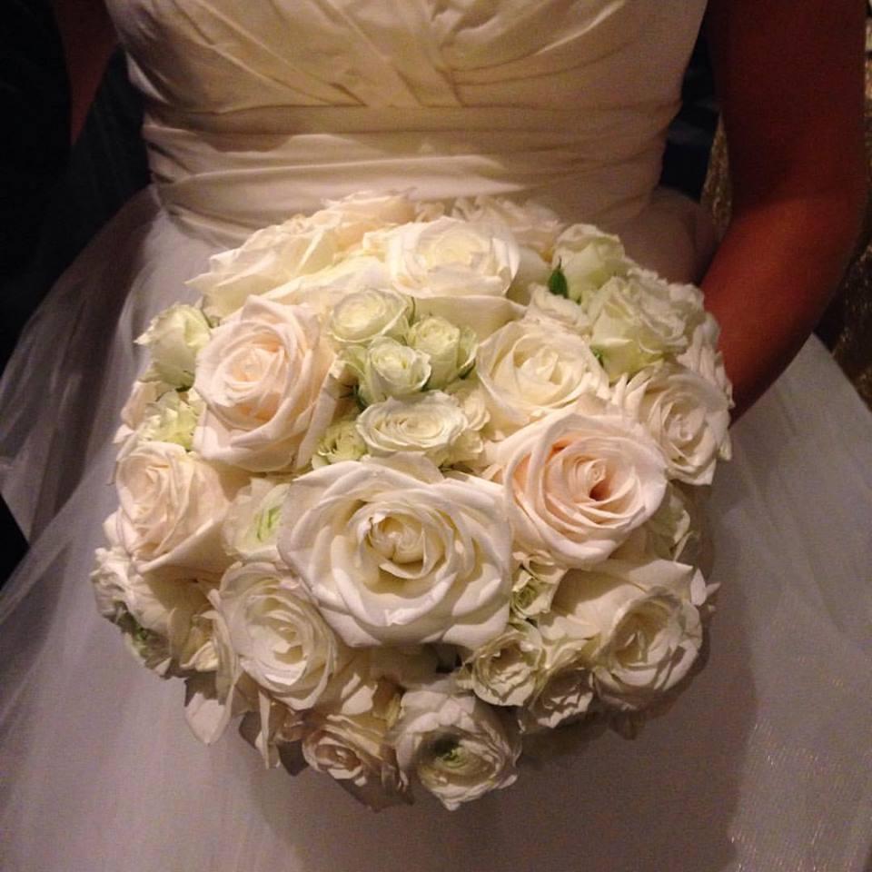 Boston Wedding Bouquet Flowers