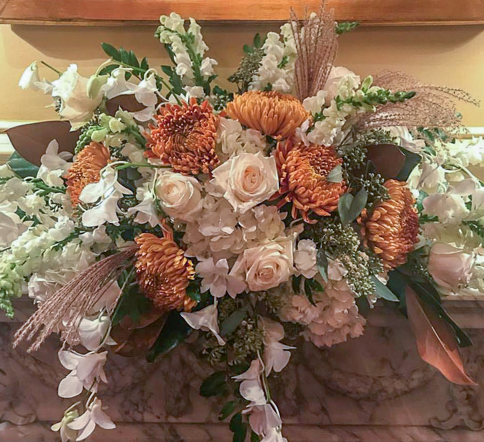 New England NACE Event Sponsored Flowers At Hampshire House