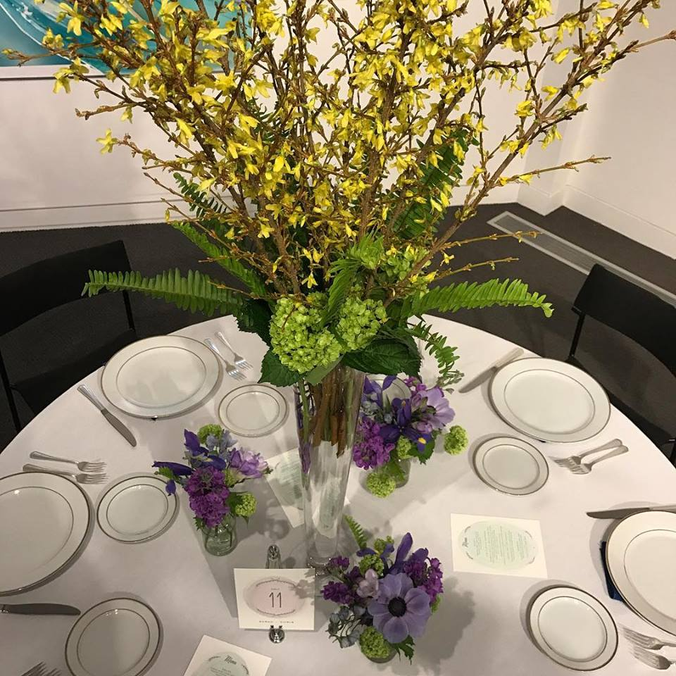 Pastel Spring Wedding Floral Design Ideas